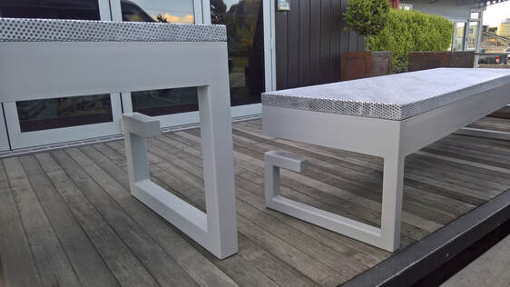 Bespoke Outdoor Table