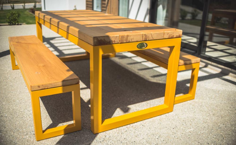 Haig Outdoor Table