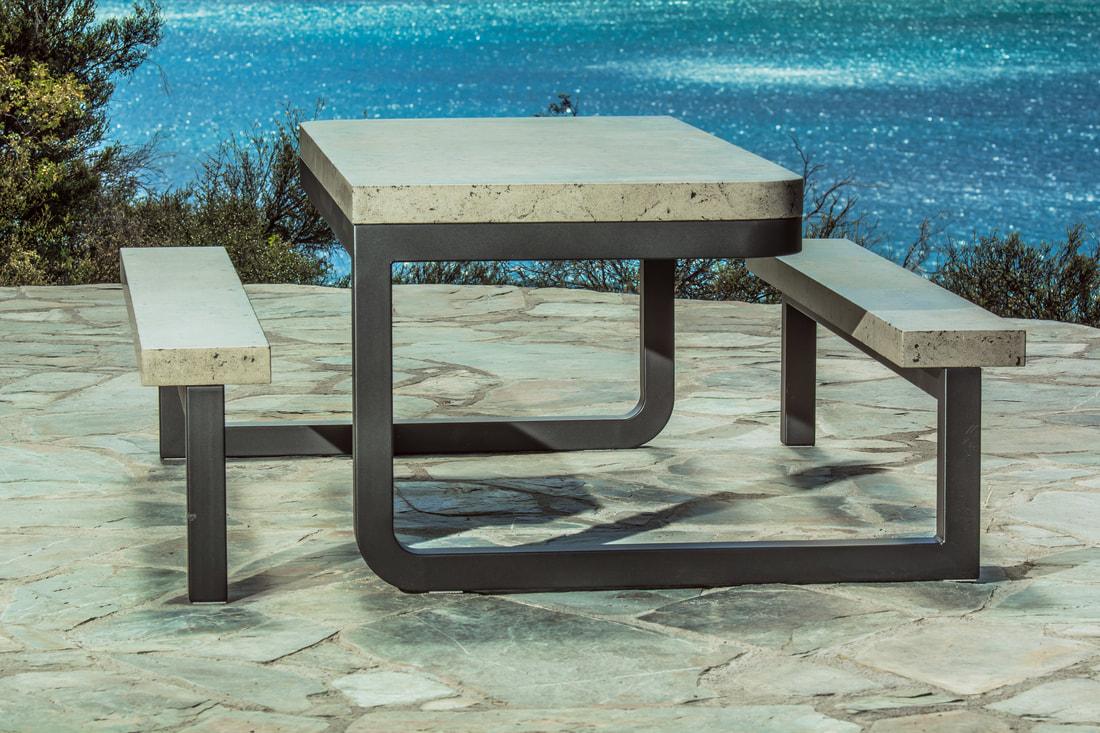 Radius Outdoor Table