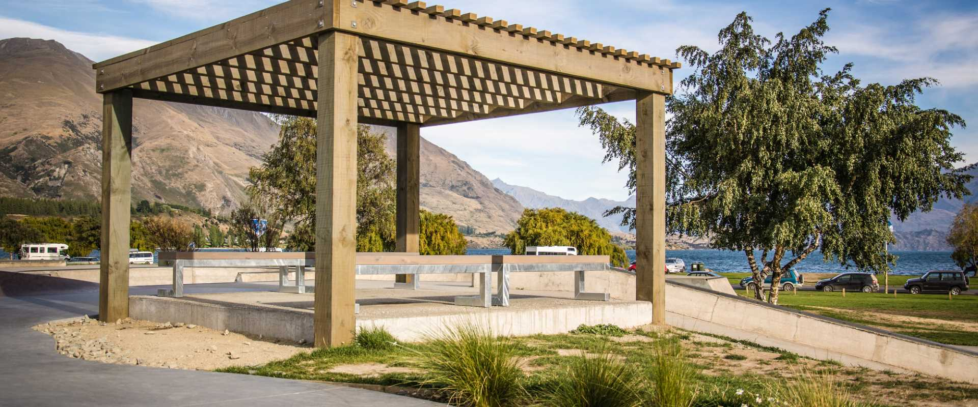 Skate Park Bench Seats